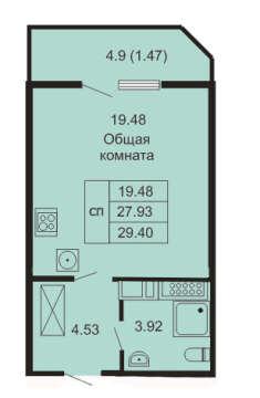 Жилой дом Кудров-Хаус